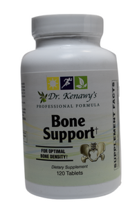 Dr. Kenawy's Bone Support Formula (120 Tablets)