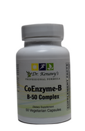 Dr. Kenawy's CoEnzyme B-50 Complex (50 Vegetarian capsules)