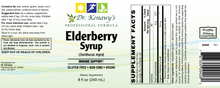 Load image into Gallery viewer, Dr. Kenawy's Elderberry Syrup (Liquid Extract)