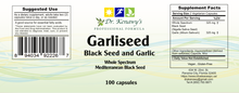 Load image into Gallery viewer, Dr. Kenawy's Garliseed (100 Capsules)