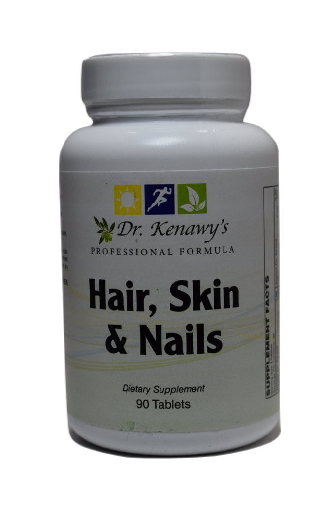 Dr. Kenawy's Hair, Skin, & Nails (90 Tablets)