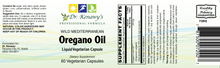 Load image into Gallery viewer, Dr. Kenawy's Wild Mediterranean Oregano Oil (60 Vegetarian Capsules)