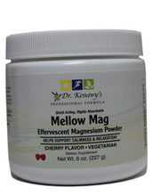 Load image into Gallery viewer, Dr. Kenawy's Mellow Magnesium Powder (8 OZ)