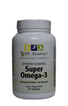 Load image into Gallery viewer, Dr. Kenawy's Super Omega-3 (60 Softgels)