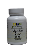 Dr. Kenawy's Zinc, Highly Bioavailable (L-OptiZinc®), 20mg