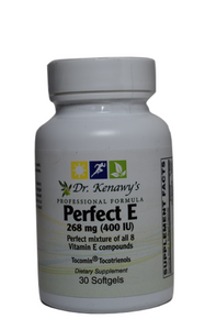 Dr. Kenawy's Perfect E (30 Softgels)