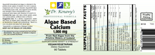 Load image into Gallery viewer, Dr. Kenawy's Algae Based Calcium