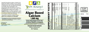 Dr. Kenawy's Algae Based Calcium
