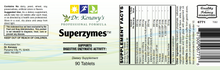 Load image into Gallery viewer, Dr. Kenawy's Superzymes (90 Tablets)