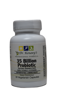 Dr. Kenawy's 35 Billion Probiotic (30 Vegetarian Capsules)