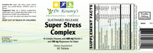 Load image into Gallery viewer, Dr. Kenawy's Super Stress Complex (60 Sustained Release Tablets)