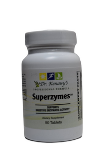 Dr. Kenawy's Superzymes (90 Tablets)
