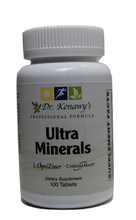 Load image into Gallery viewer, Dr. Kenawy's Ultra Minerals (100 Tablets)