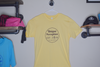 Yellow Unique Perception Tee