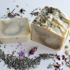 Lamb Soap Bar Lavender Vanilla