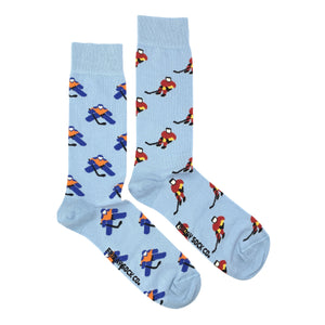 Men's Hockey Player & Goalie Socks