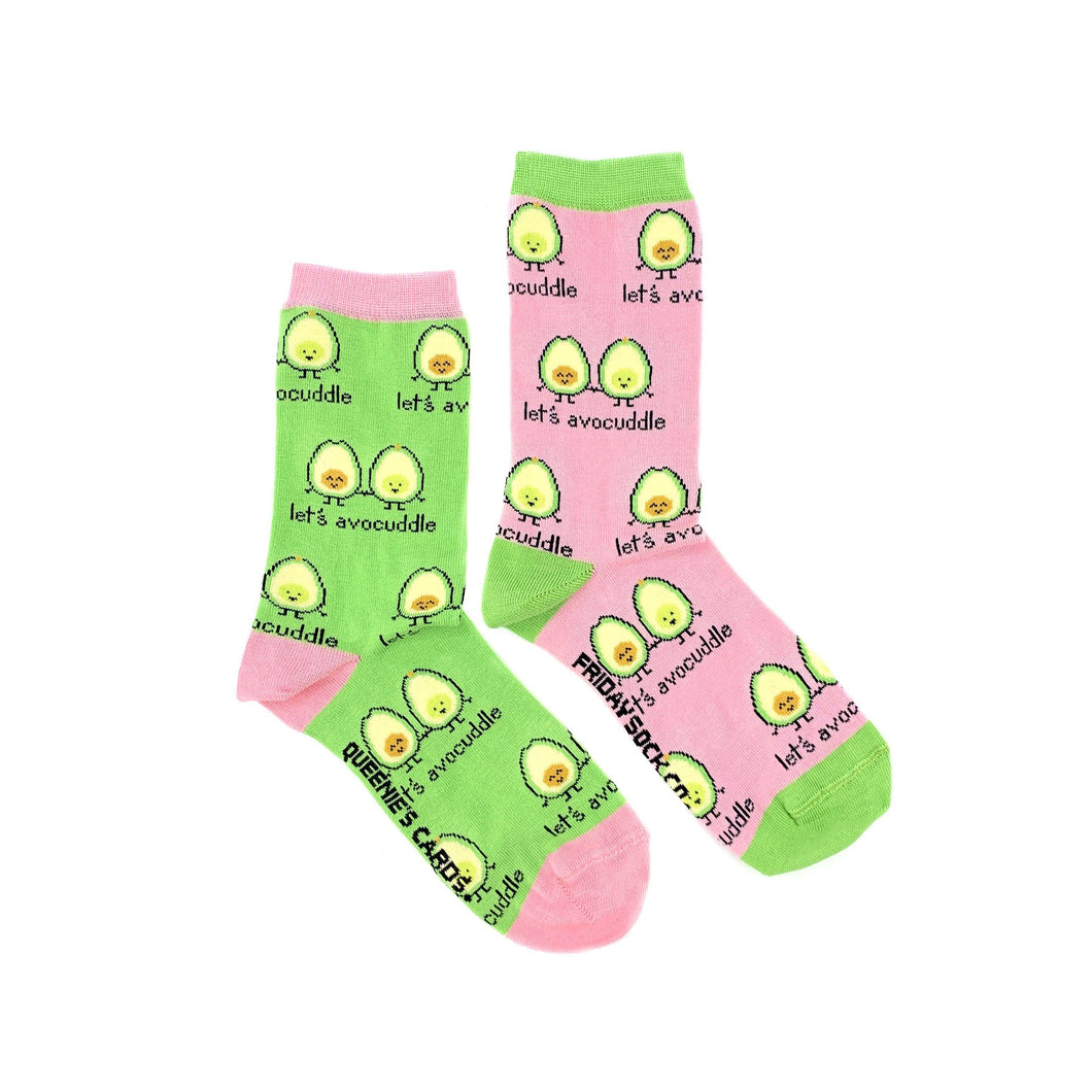 Women's Avo Cuddle Socks