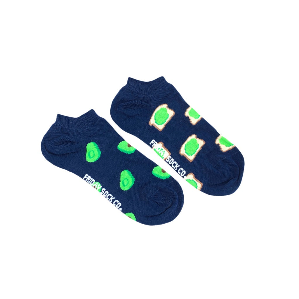 Women's Avocado & Toast Ankle Socks