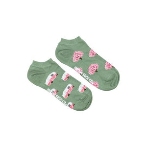 Women's RV & Tree Ankle Socks