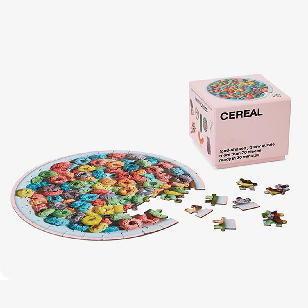 Little Puzzle Thing: Cereal