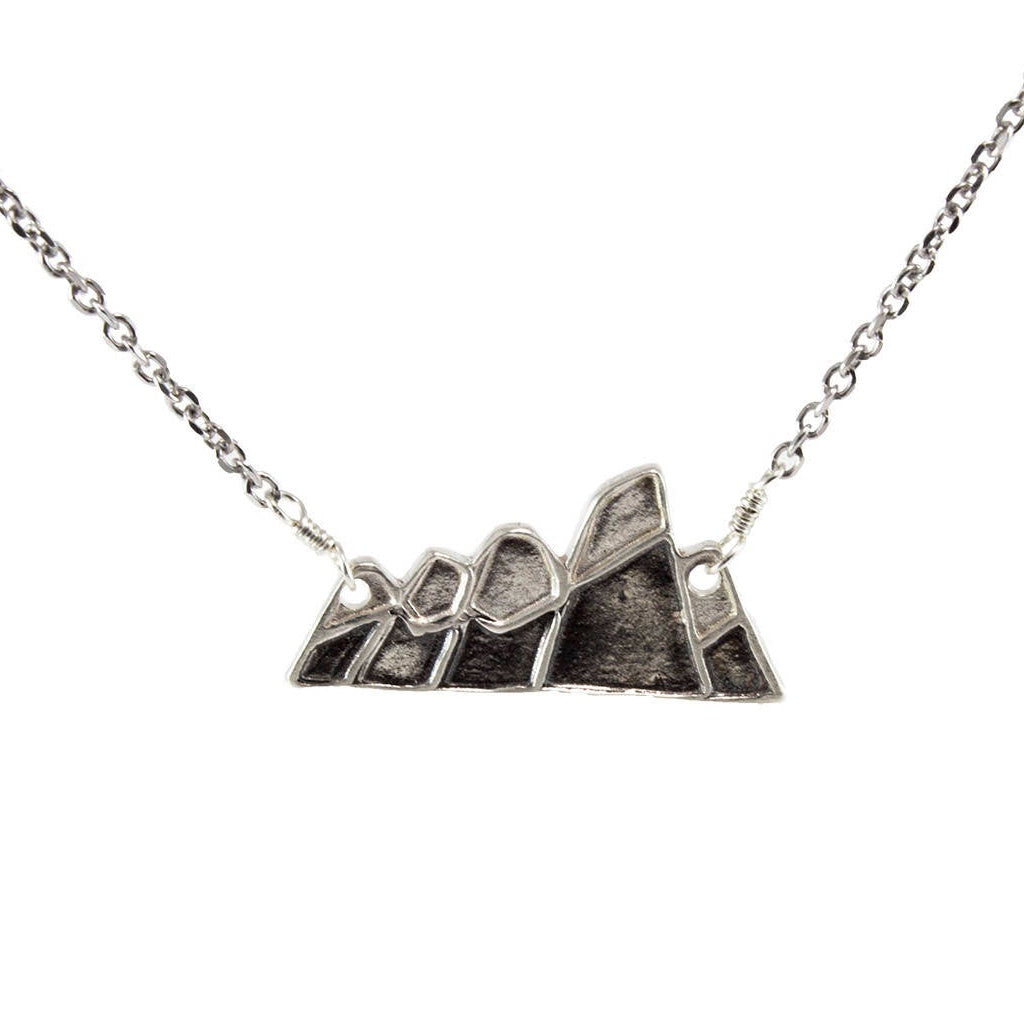 Castle Mountain Necklace