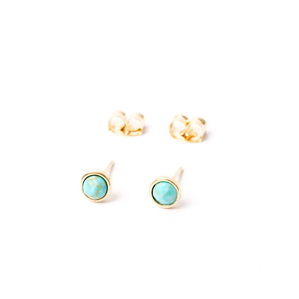 Summertime Stud Earrings