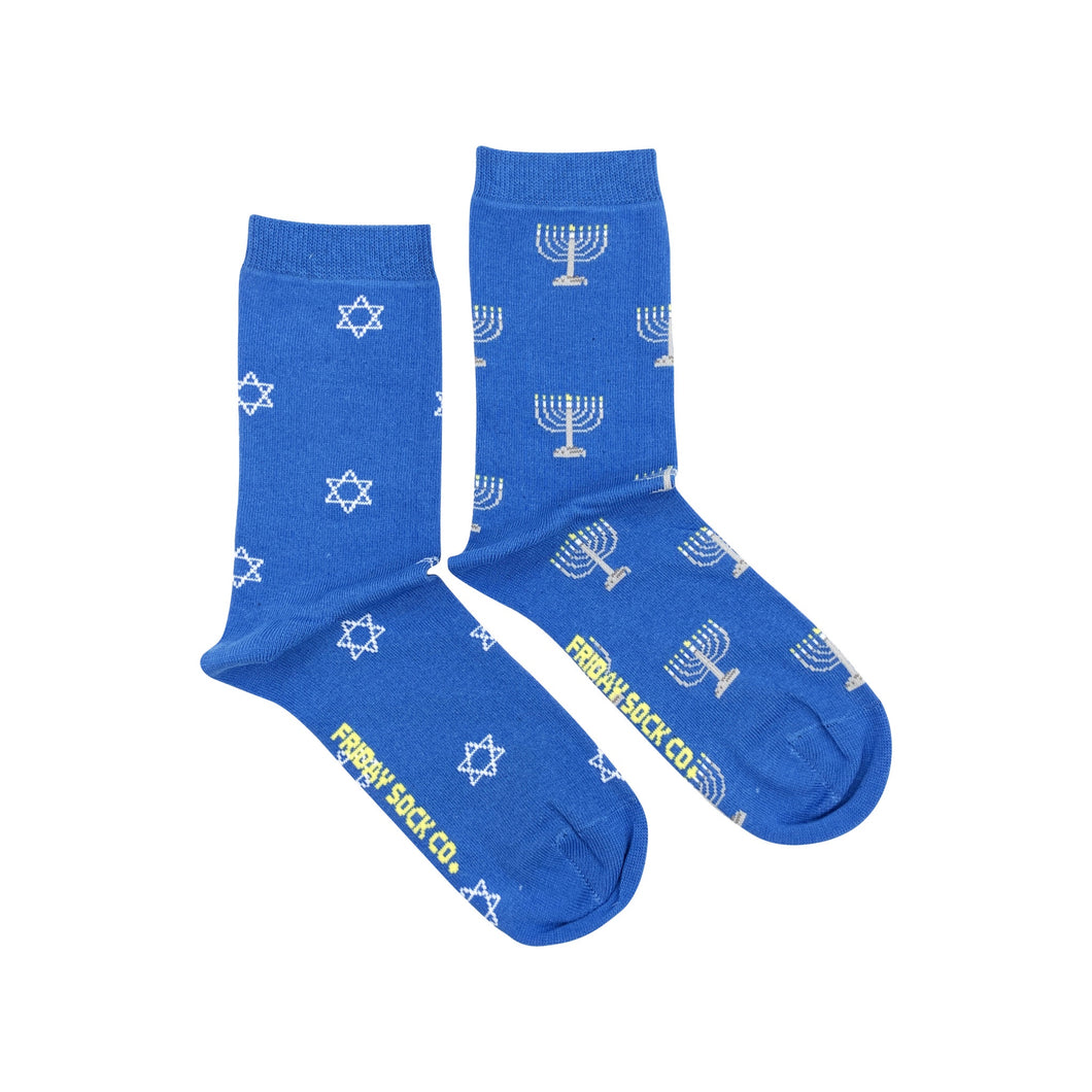 Women's Hanukkah Socks