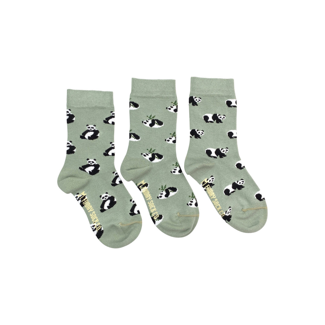 Kid's Panda Socks