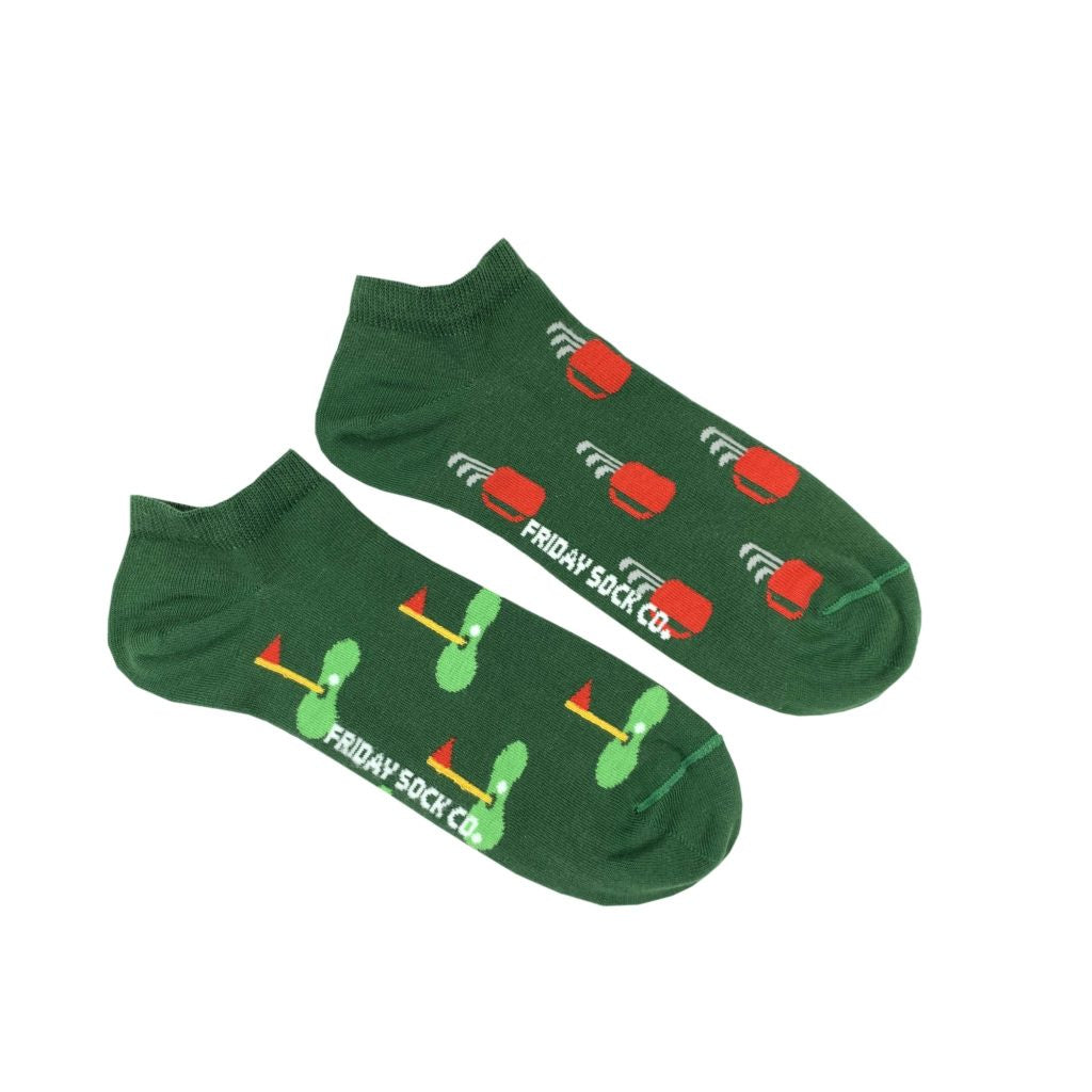 Men's Golf Ankle Socks