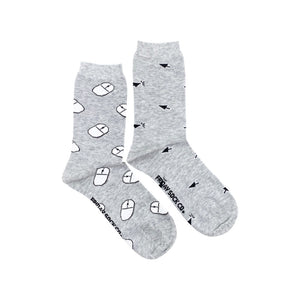 Women's Mouse & Cursor Socks
