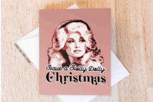 Have a Holly Dolly Christmas