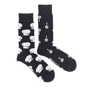 Men's Spatula & Chef Hat Socks