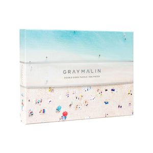 Gray Malin The Hawaii Beach Two-Sided Puzzle