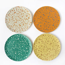 Load image into Gallery viewer, Terrazzo Side Plate - 4 Set