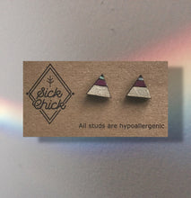 Load image into Gallery viewer, Earrings Triangles
