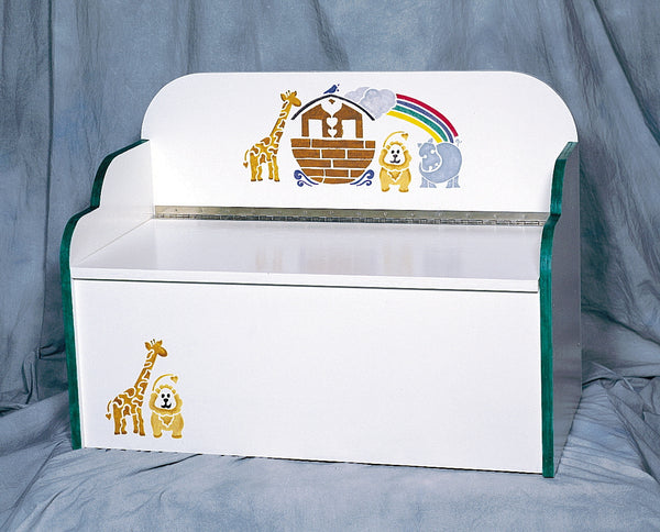 Toy Chest & Bench