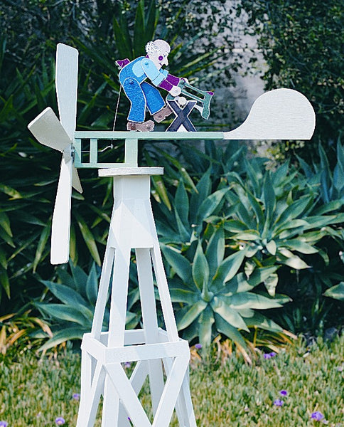 Animated Whirligig