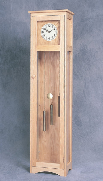 Craftsman Grandfather Clock