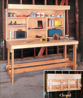 Space-Saver Workbench