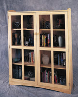 Double Craftsman Bookcase