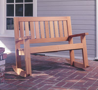 Double Porch Rocker