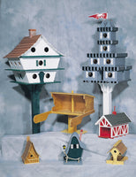 Birdhouse Assortment