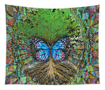 Butterfly Tree - Tapestry