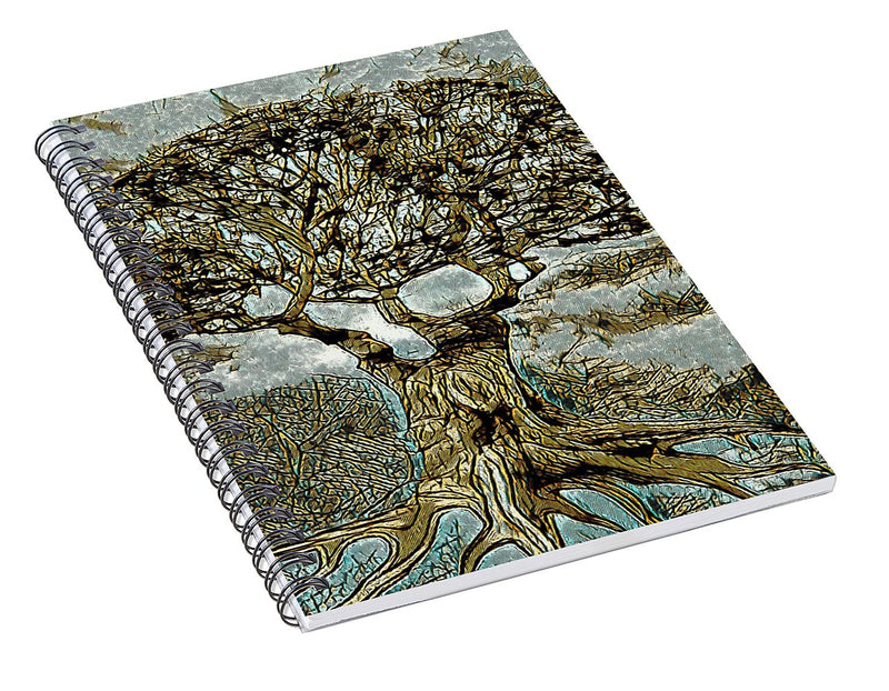 Tree of Life - Spiral Notebook