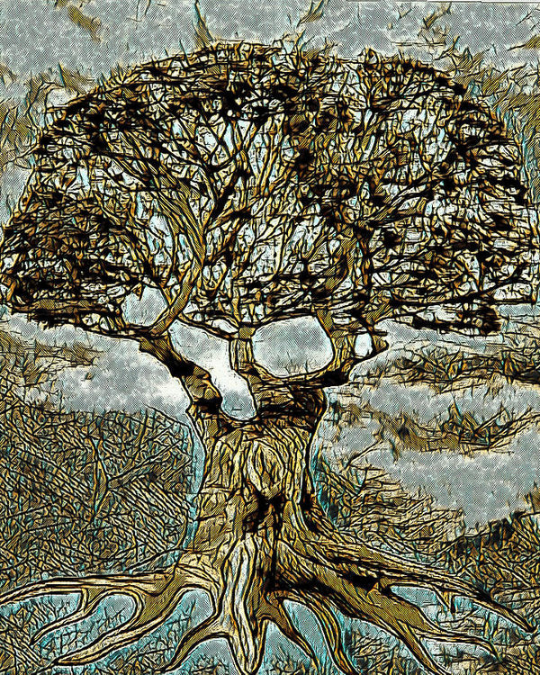 Tree of Life - Art Print
