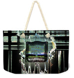 Abstract Geometric Tree - Weekender Tote Bag