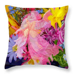 Angel Love - Throw Pillow