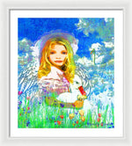 Angelic Dreams - Framed Print