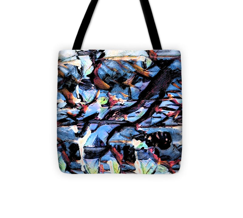 Around Town - Tote Bag