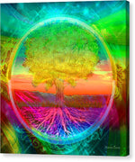 Tree of Life Blessings - Canvas Print